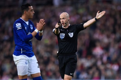 Everton v Watford to be refereed by Anthony Taylor