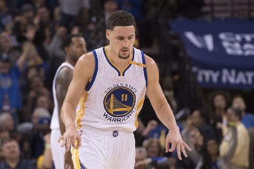 Explain One Klay: 60 points in 29 minutes