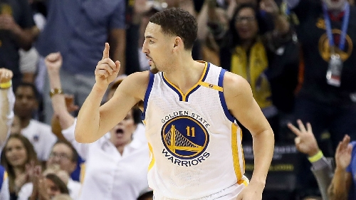 Klay Thompson's 60 points in 29 minutes sets Twitter on fire