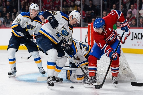 Canadiens vs. Blues: Game Preview, Start Time, and How to Watch