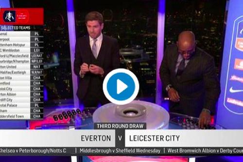 """Steven Gerrard Draws Liverpool? """"I Should Get a Job for That!"""""""
