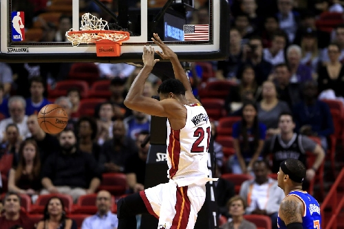 Game Preview: Heat return home to host Carmelo, Knicks