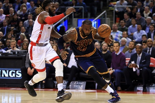 Locked on Cavaliers: Cavs-Raptors recap, J.R. Smith's injury and more