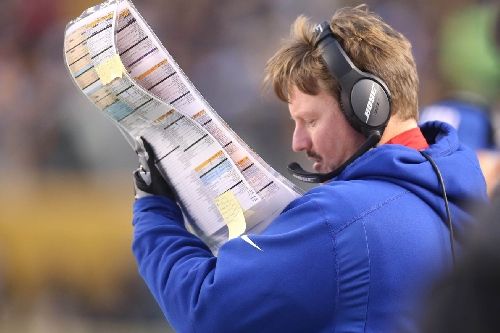 Five things I think I think about the 8-4 New York Giants