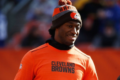 Robert Griffin III could be in line to start for Browns vs. Bengals