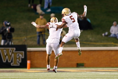 A quick look at Maryland's Quick Lane Bowl opponent: Boston College