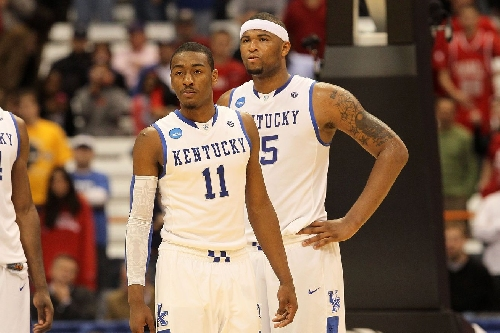 Podcast: The challenge in reuniting John Wall and DeMarcus Cousins