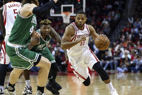 Eric Gordon says his ankle is fine, will play Wednesday