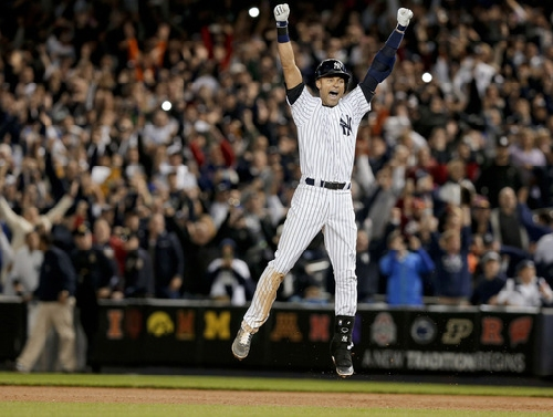 Yankees to retire Jeter's No 2 on May 14, last single digit The Associated Press