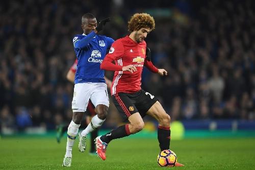 Talking Everton 1-1 Man Utd, Fellaini, Europa League preview