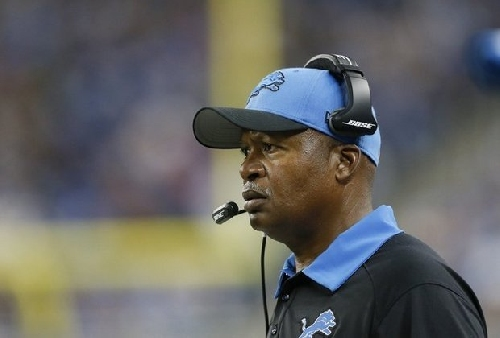 Lions' Jim Caldwell deserves credit for one of league's top coaching jobs