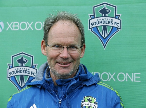 Son of Seattle now has Sounders on verge of MLS Cup The Associated Press