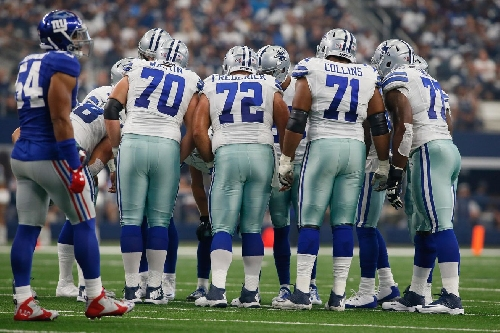 14 Cowboys Players Rank In Top 5 At Their Position Groups In Pro Bowl Voting