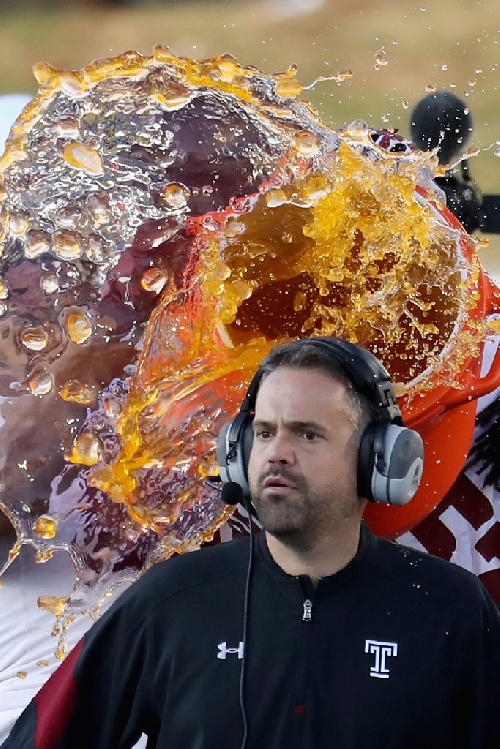 What makes Matt Rhule the best fit for Baylor's fixer-upper?