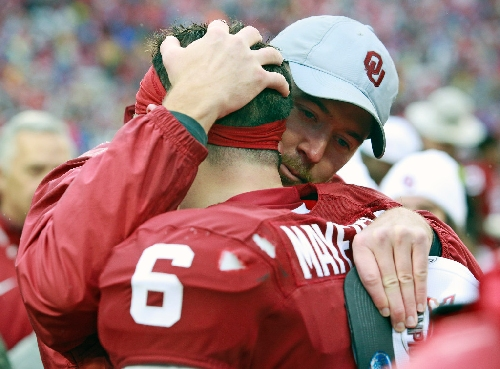 Report: Sooners OC Lincoln Riley 'hit it out of the park' during recent Houston interview