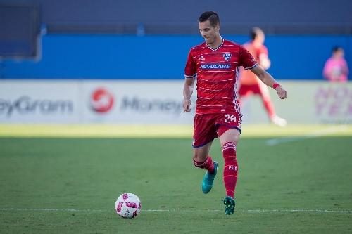 Matt Hedges signs new contract, will remain with FC Dallas through 2020