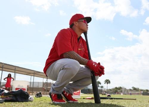 Matheny: Changes during spring training set to improve Cardinals defense, baserunning