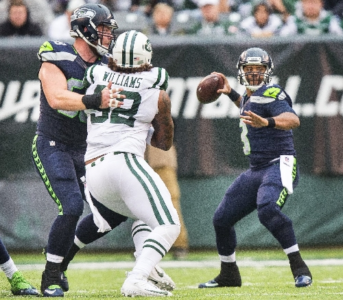 Having proved his worth at center for the present, Justin Britt could soon find out how much the Seahawks value him for the future