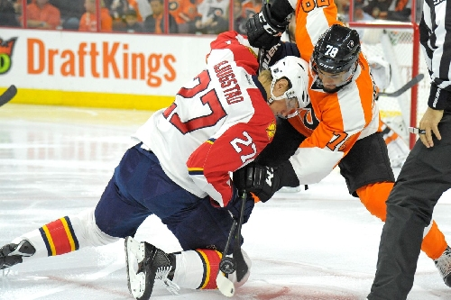 Flyers vs. Panthers: Lineups, how to watch, and discussion thread