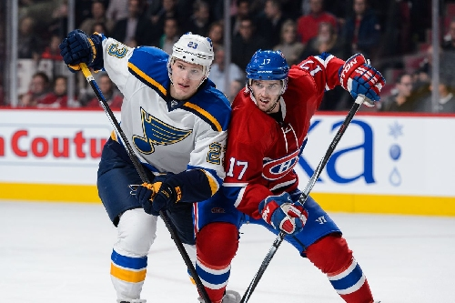 Canadiens vs. Blues Game thread, rosters, lines and how to watch