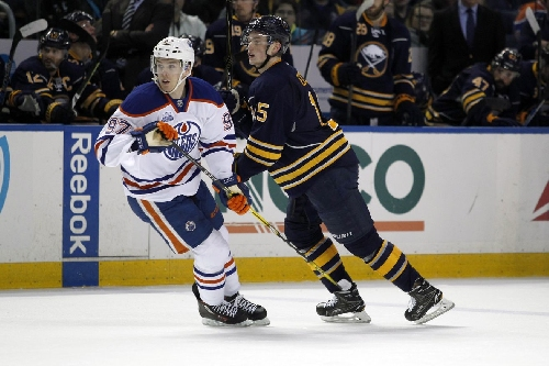 Sabres vs. Oilers Coverage: Game #26
