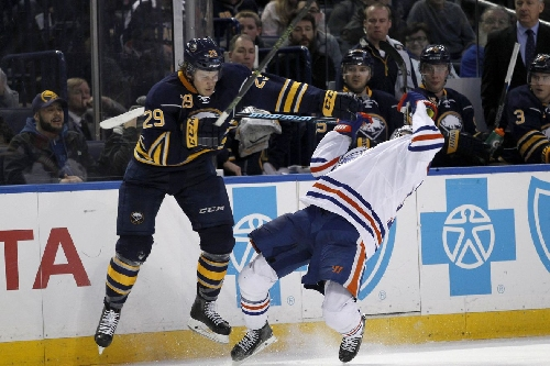 Sabres vs. Oilers Game Thread
