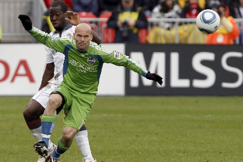 MLS Cup could be coldest game in Sounders history