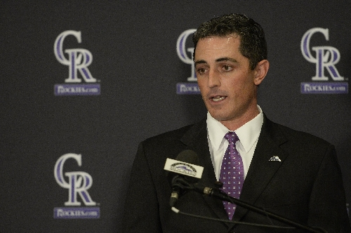 Jeff Bridich says Rockies are willing to spend to make a contender