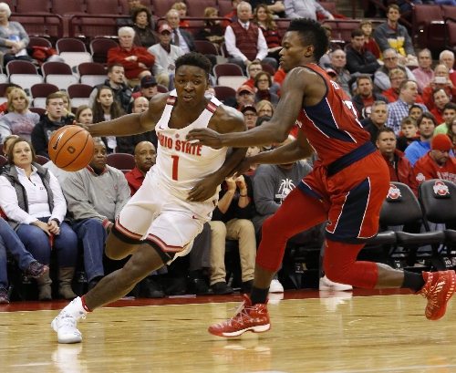 Ohio State basketball falls to Florida Atlantic 79-77 in OT as sluggish play catches up to Buckeyes