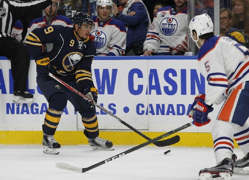 Ristolainen seals Sabres 4-3 OT win over Oilers The Associated Press