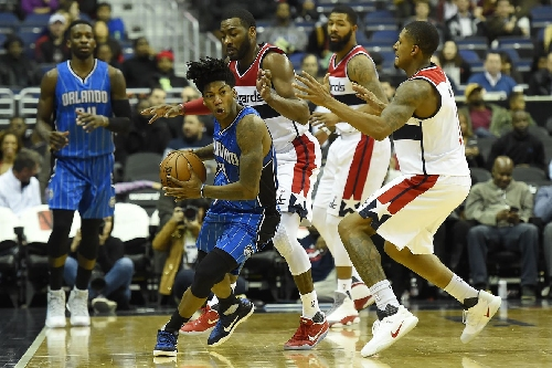 Magic find balance in win over Wizards