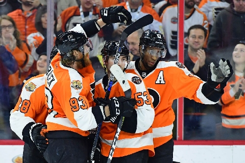 Flyers vs. Panthers recap: Riding the Train to six wins in a row