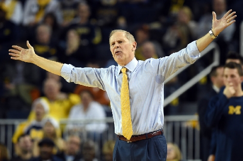 Michigan wins in dramatic fashion vs. Texas, thanks to Moritz Wagner's one-man show