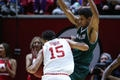 Wolverines fall to Utes, despite Ogbe's return