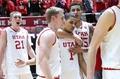 Utah finishes fast to outlast Utah Valley, 87-80
