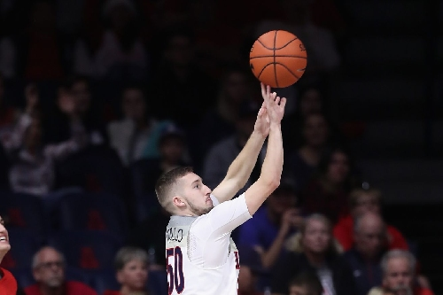 Arizona basketball: Tyler Trillo emerges as the Wildcats' eighth man