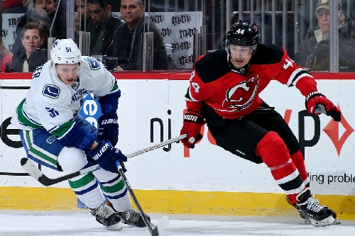 Game Recap: Vancouver Kicks Off 5 Game Road Trip With A Dud