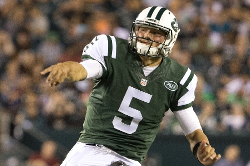 Don't expect to see Christian Hackenberg this season