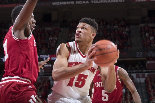 Badgers men's basketball: Charlie Thomas searching for consistency missing in games