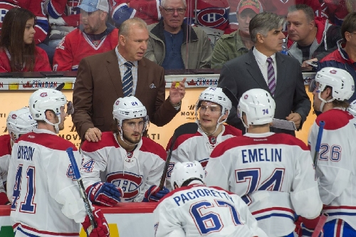 Wednesday Habs Headlines: Some creativity is needed on Michel Therrien's part with #1 centre out