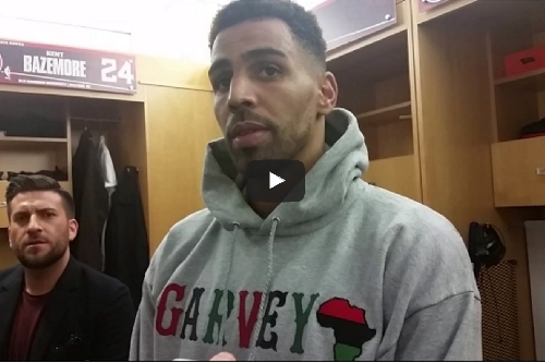 Video: Thabo Sefolosha on guarding Russell Westbrook
