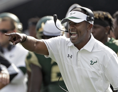 Oregon Ducks to name USF's Willie Taggart as head football coach: Report