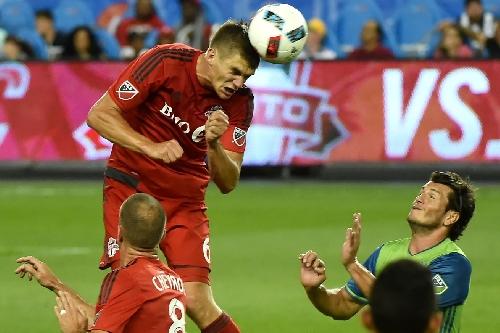 MLS Cup Head-to-Head: Toronto FC vs. Seattle Sounders