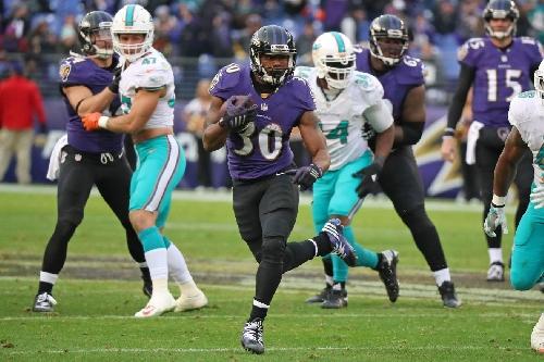 Despite offensive success on Sunday, the Ravens still need to run the football.