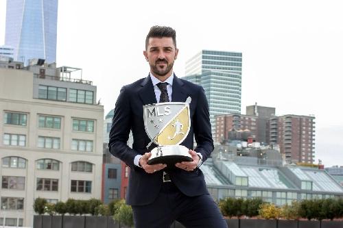 Major Link Soccer: Villa wins MVP