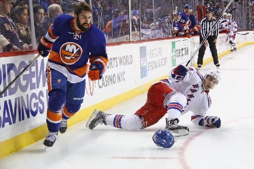Rangers Vs. Islanders: Who Isn't Hurt?
