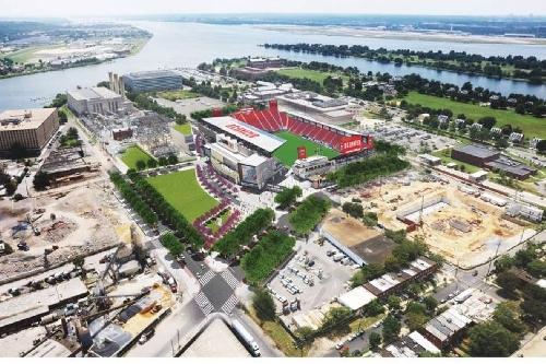 D.C. United stadium design is much improved