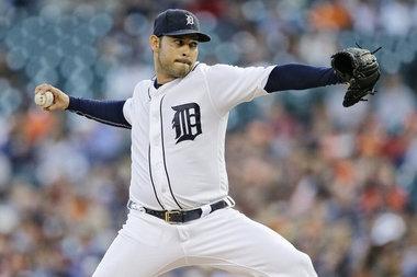 Winter Meetings: Tigers' Anibal Sanchez subject of trade talk