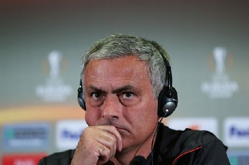 Manchester United manager Jose Mourinho press conference live stream and updates