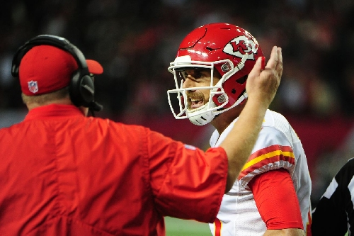 Alex Smith All-22 vs. Falcons: Who is this guy?